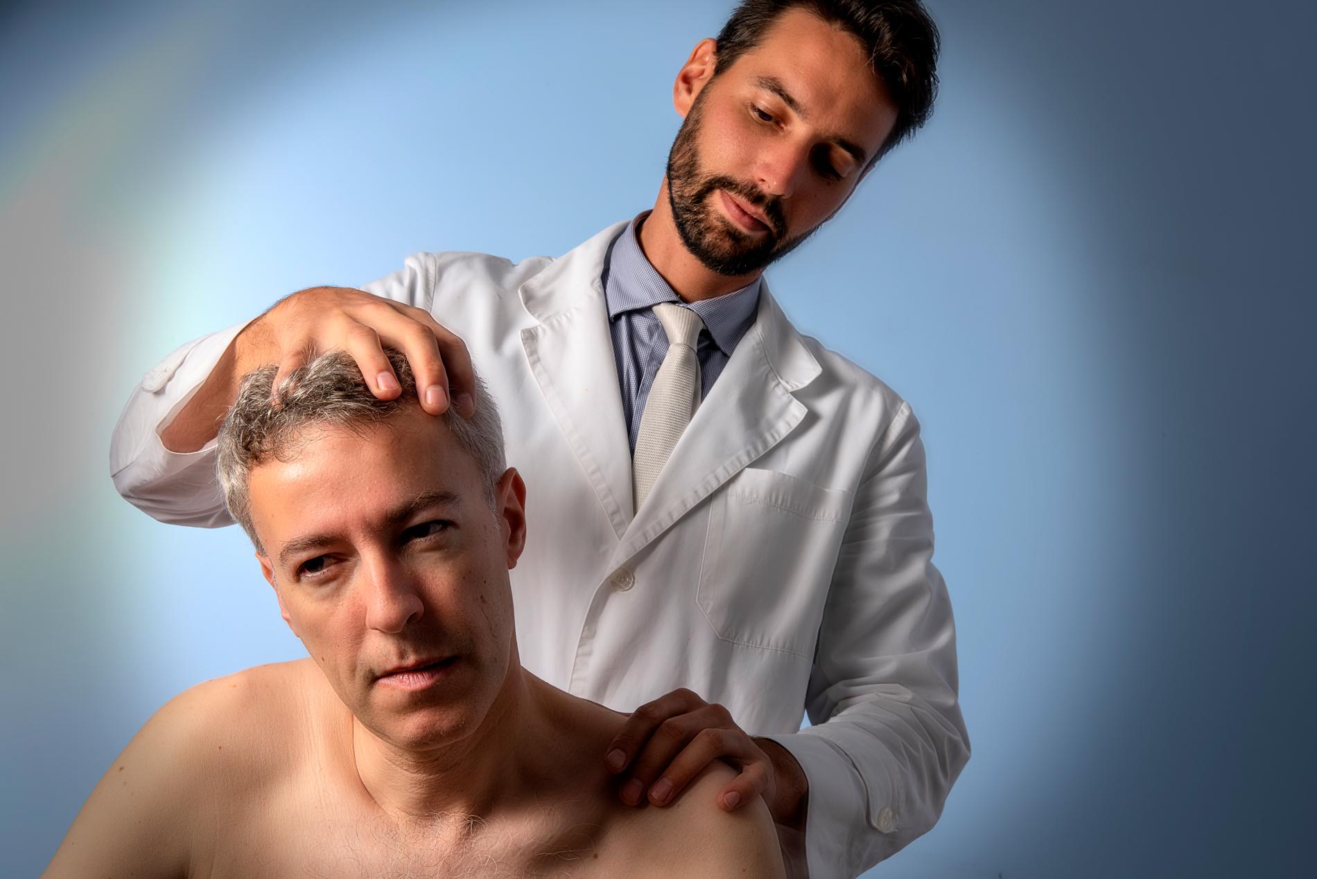 La cura di Dr. Mathieu per la mia lesione cervicale è stato molto professionale
