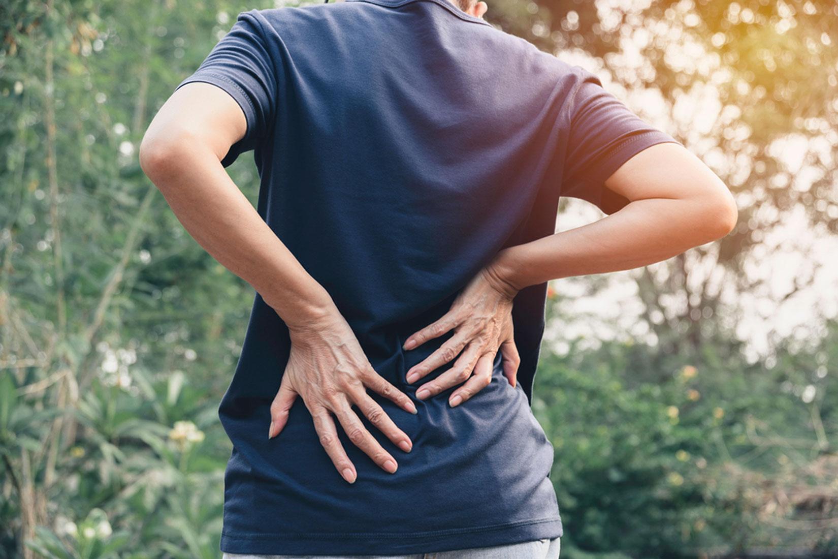 Come riconoscere una colonna vertebrale poco sana
