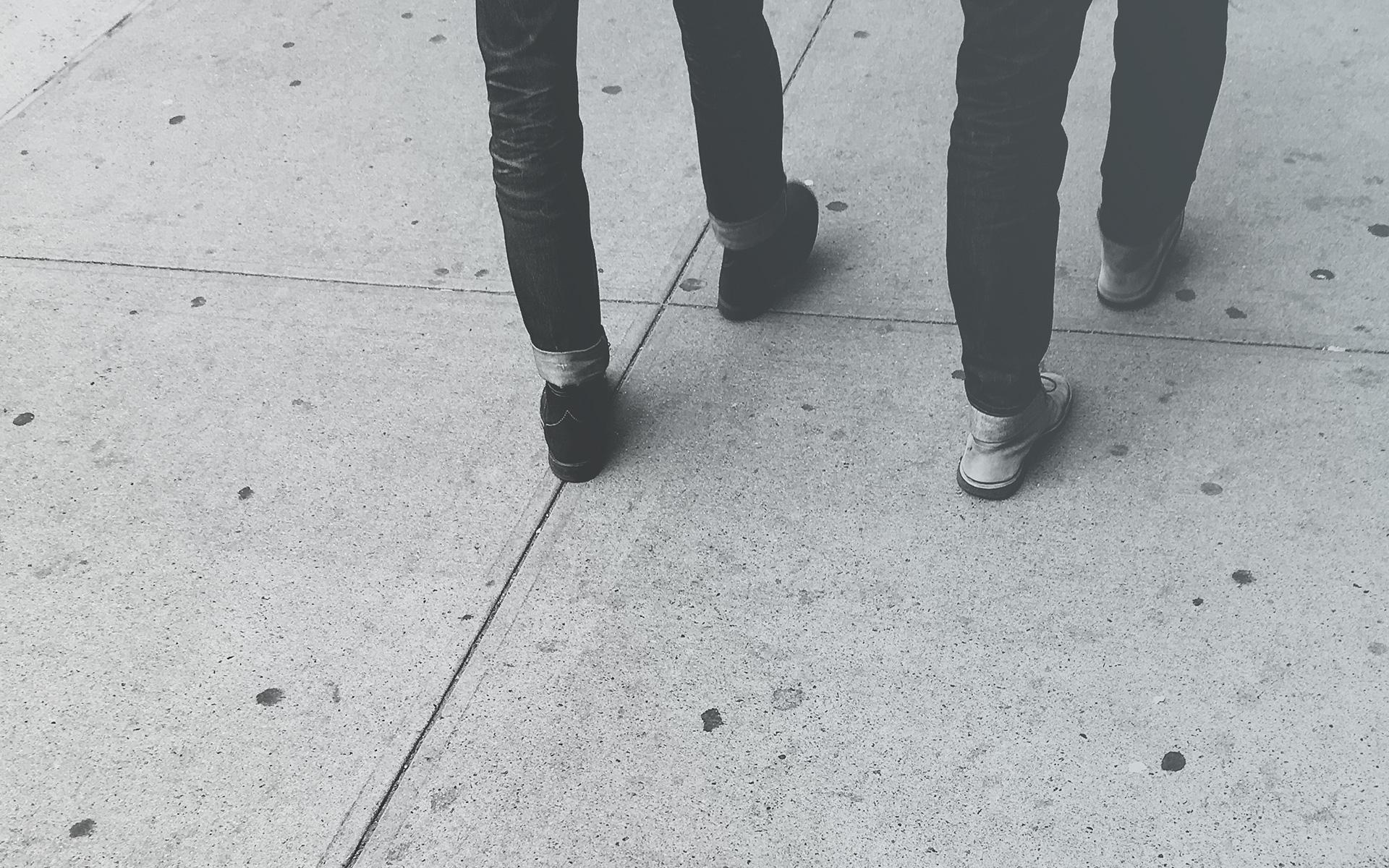 Perché Camminare Fa Bene?