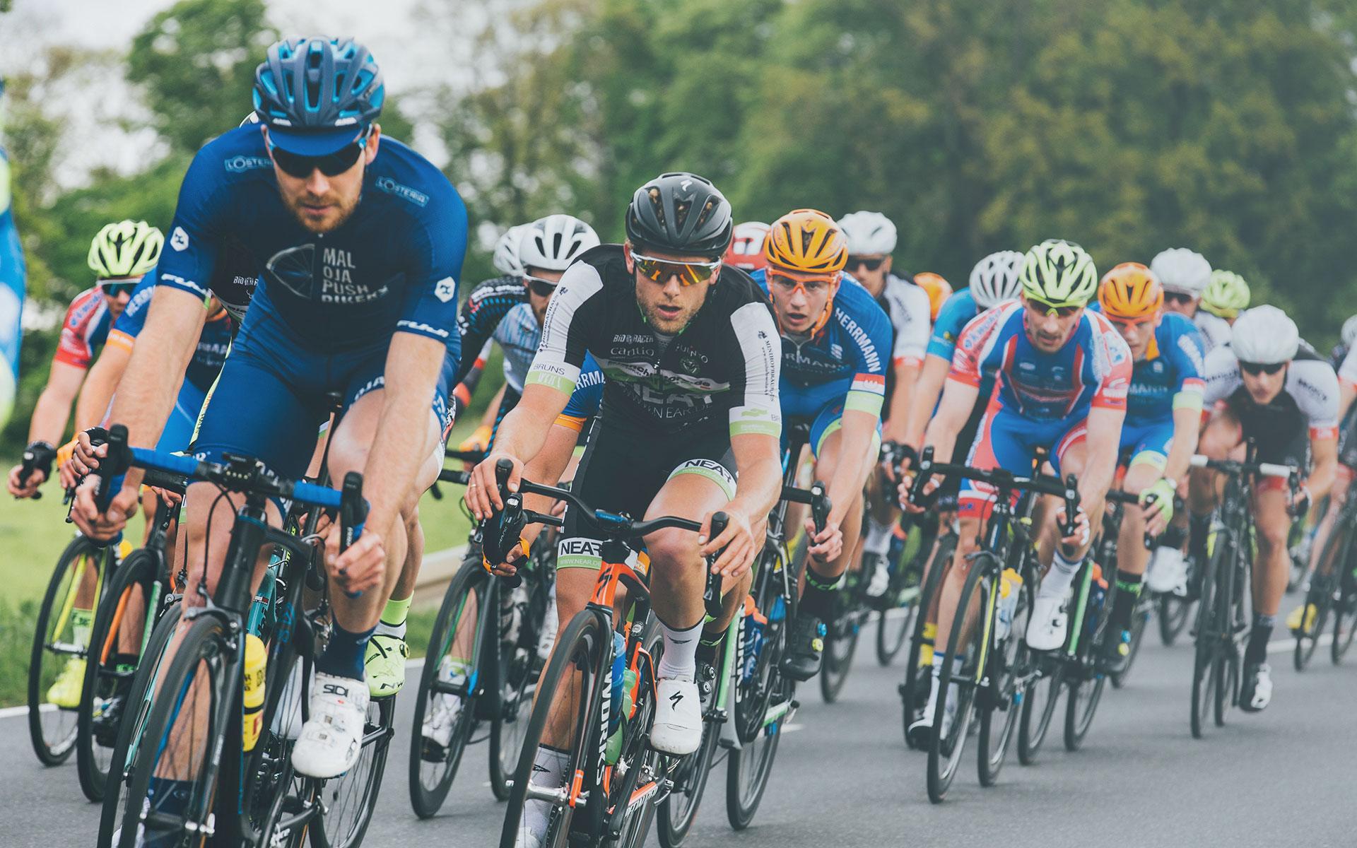 La Chiropratica Sanrocco per i ciclisti